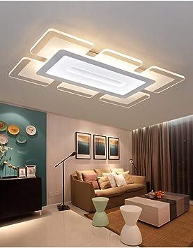 Lights Sala de Estar LED, Dormitorio, luz de Techo 1Cm Ultra, Thin Promise