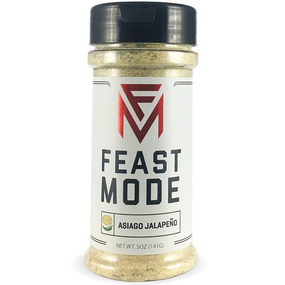 Feast Mode Flavors - Asiago Jalapeno