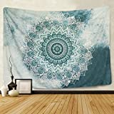 Sunm boutique Tapestry Mandala Tapestry Wall Hanging Tapestries Wall Tapestry Bohemian Mandala Tapestry Wall Blanket Wall Decor Wall Art Home Decor Collage Dorm Decoration