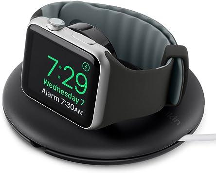 Belkin - Soporte de viaje y de carga (para Apple Watch Series 4, 3 ...