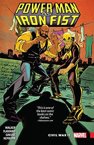 Power Man and Iron Fist Vol. 2: Civil War II (Power Man and Iron Fist (2016-2017))