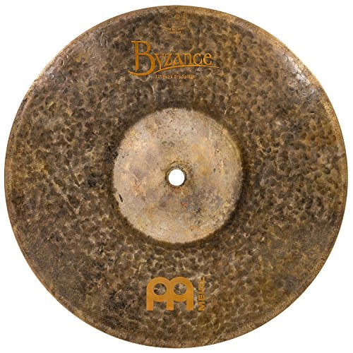 Meinl Cymbals B12EDS Byzance 12-Inch Extra Dry Splash Cymbal (VIDEO)