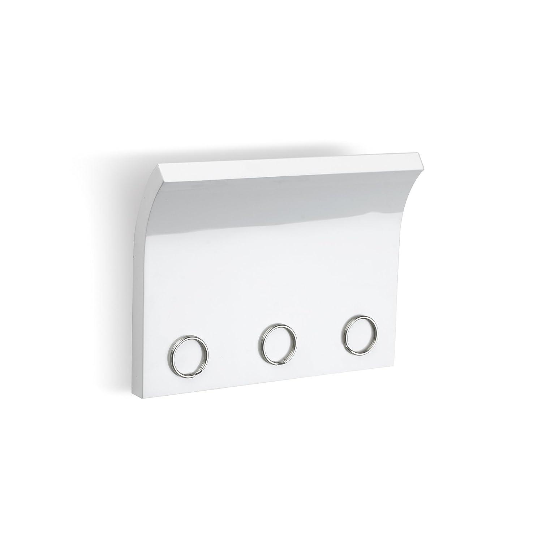 Umbra 318200 660 magnetter portachiavi e portalettere da parete colore bian ebay - Portachiavi da parete design ...