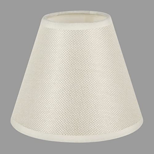 Onepre clip on chandelier lamp shades hardback candle linen lowest price onepre clip on chandelier lamp shades mozeypictures Gallery