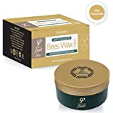 Anti Cellulite Cream With Organic Beeswax, Extra Virgin Olive Oil And Essential Oils - By Fysio Natural Cosmetics - Made of All natural Ingredients – 200ml - Best Body Moisturiser that Prevents And Reduces The Appearance Of Cellulite. Can Be Used With Massager, Body Wraps, Pants and Derma / Skin Roller.