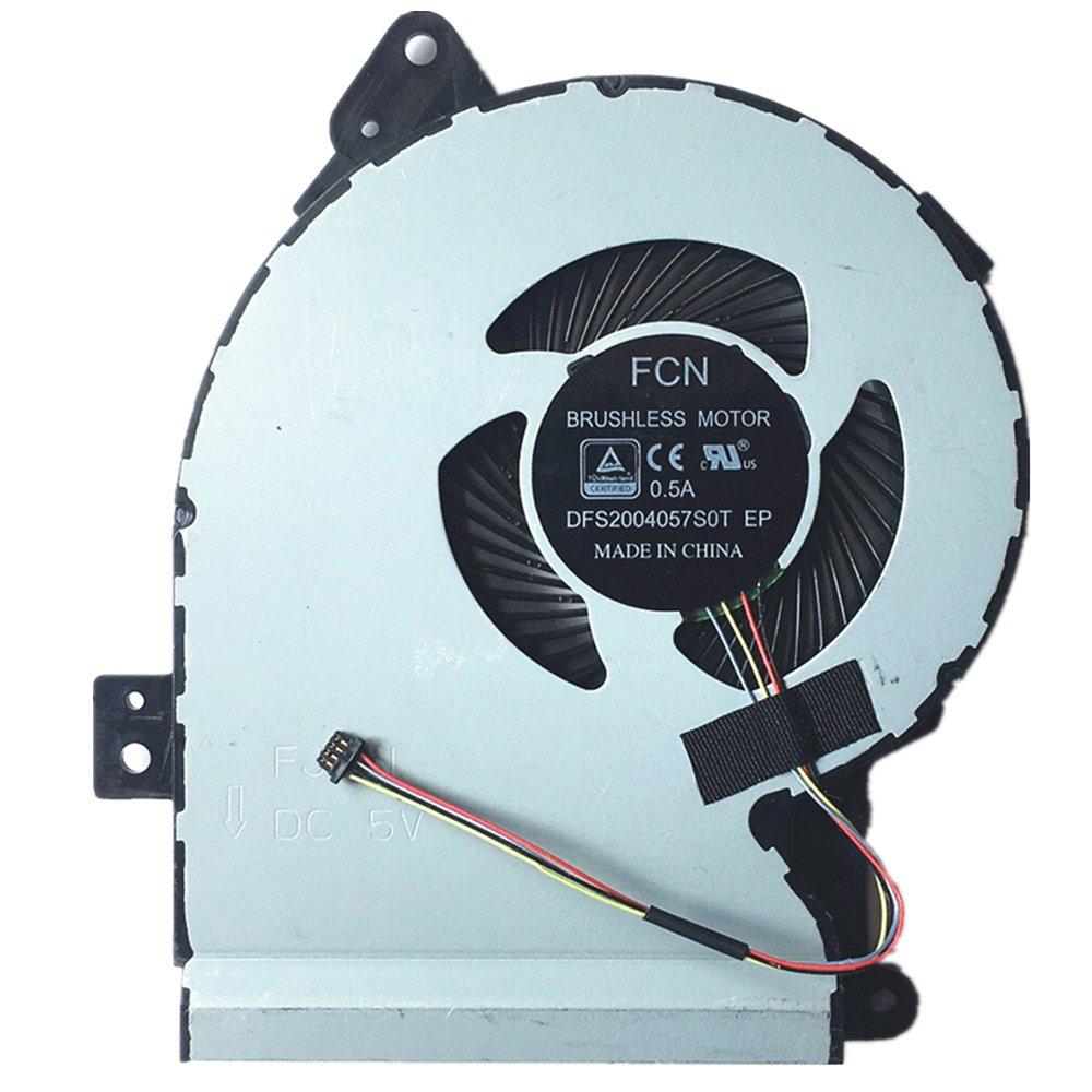 Cooler Para Asus X541 X541s X541sa X541sc X541u X541uv X541ua D541na R541s X541jl Fan