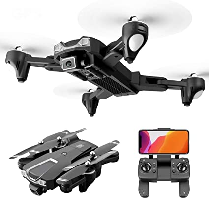 Drone 4K UHD 1080p double caméra wifi pro