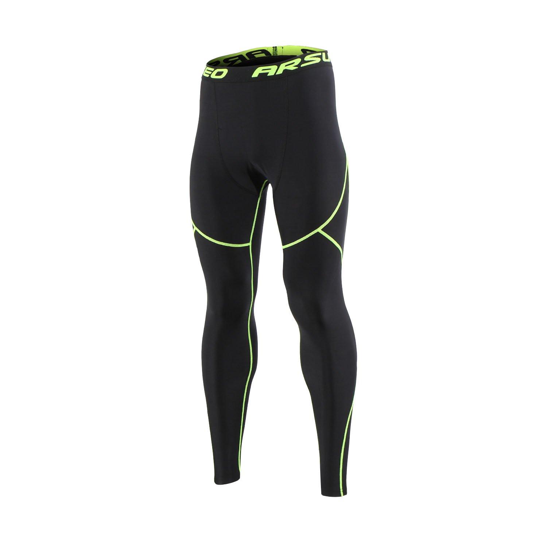 Sunday Pantaloni Termici per Uomo Pantaloni da Allenamento per Allenamento Fitness