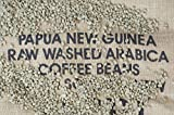 Timrow Traders Unroasted Green Coffee Beans – Papua New Guinea - 10 LB - High altitude grown, fully washed and sun dried coffee from Kimel Plantation