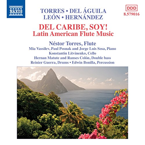 - Del Caribe, Soy!: Latin American Flute Music