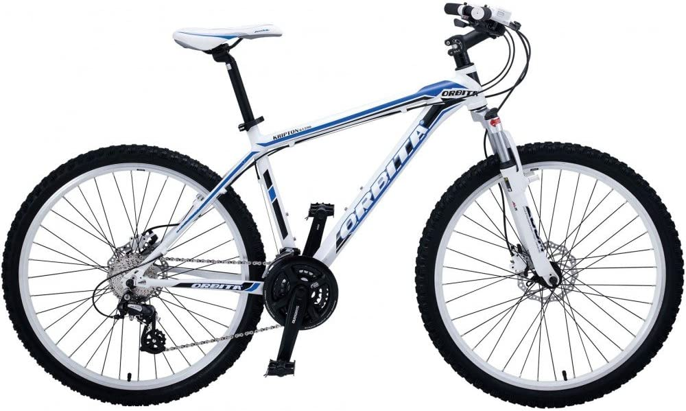 Bicicleta MTB Aluminio Orbita Kripton H26 24v: Amazon.es: Deportes ...
