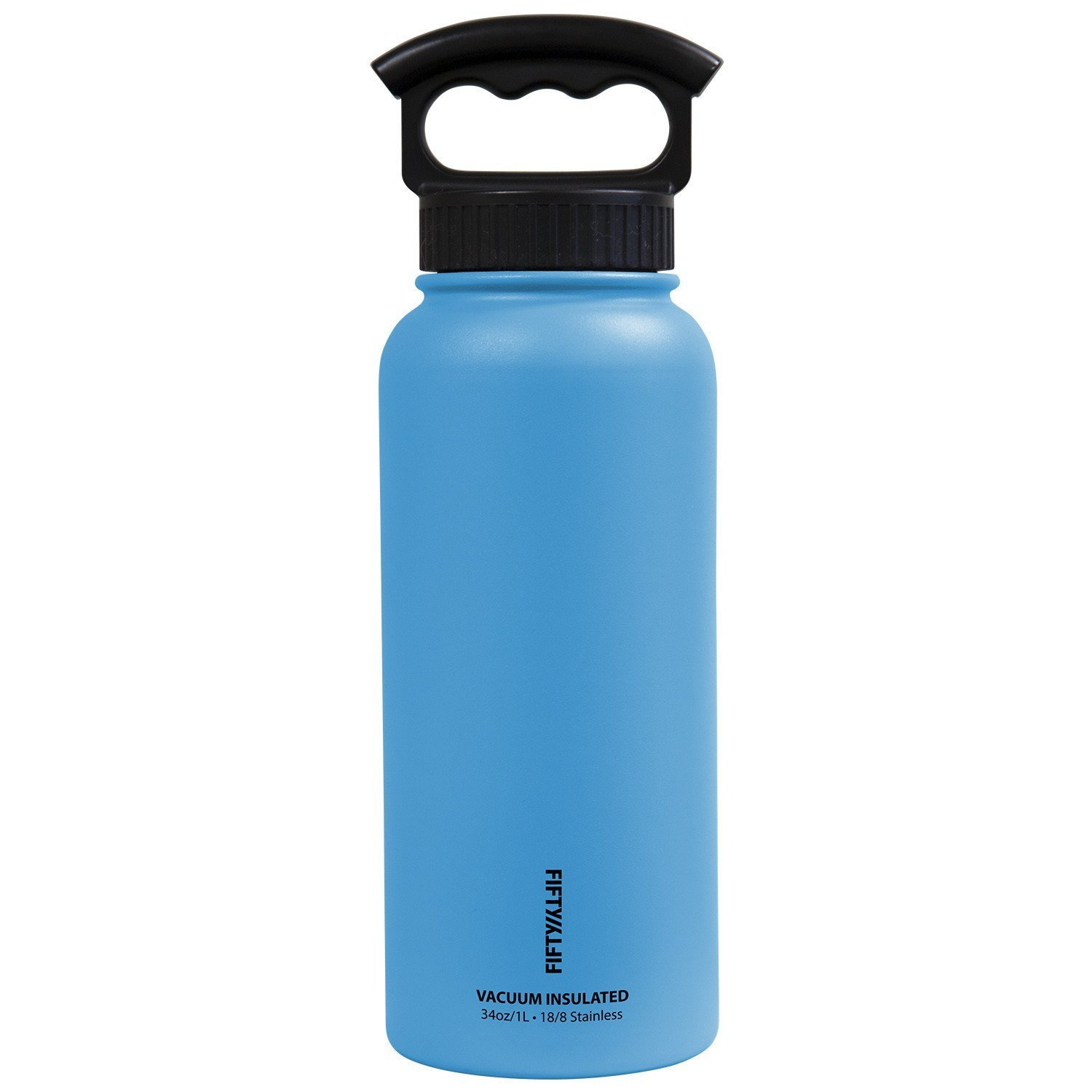 FIFTY/FIFTY Vacuum-Insulated Stainless Steel Bottle