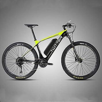 Xinxie1 Eléctrica de Bicicletas de montaña, 26 Pulgadas Plegable E ...