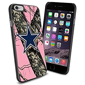 NFL Dallas Cowboys , Cool iPhone 5C Smartphone Case Cover Collector iphone TPU Rubber Case Black