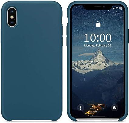 Cover iPhone 11 Pro Max liquido silicone  Allogiocases