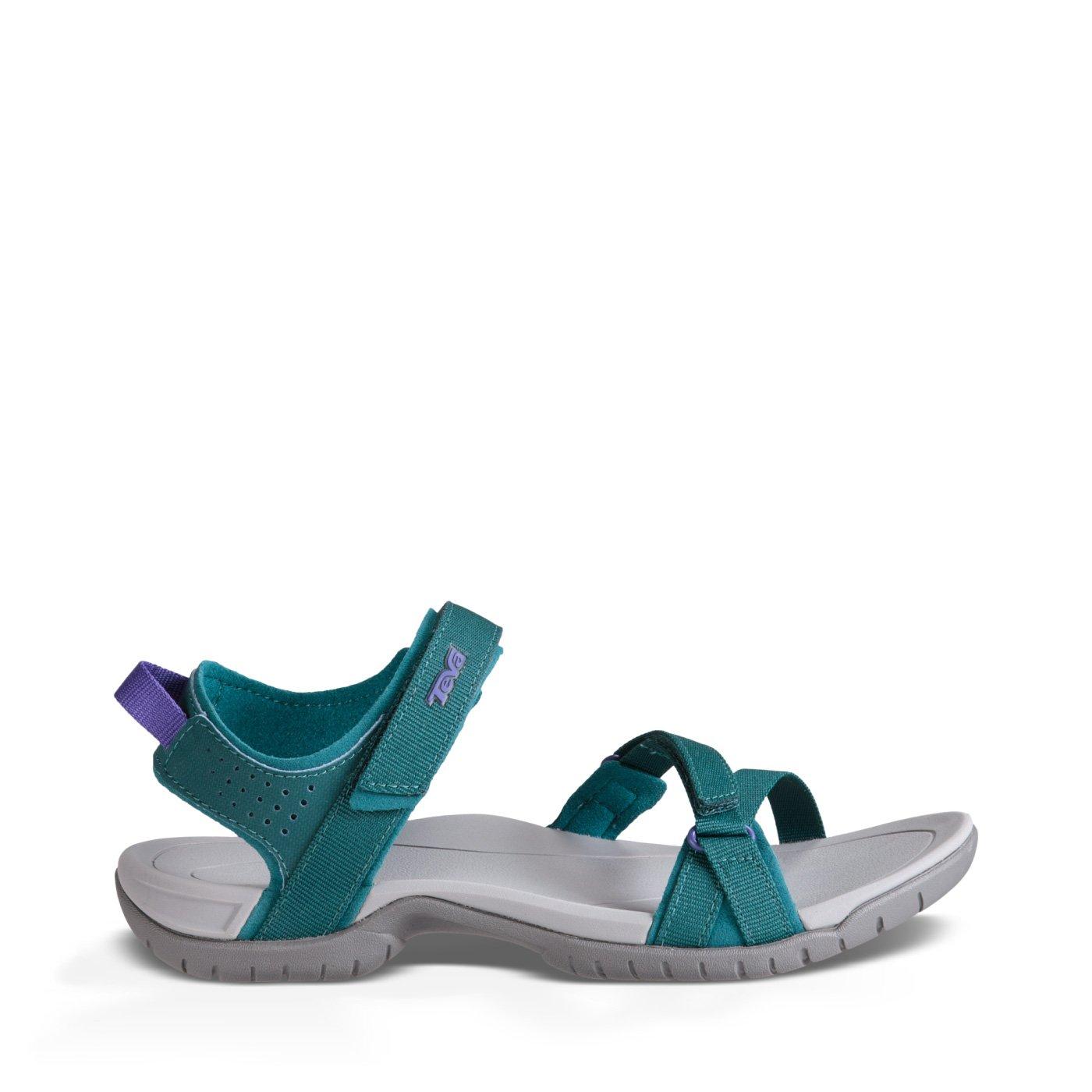 Teva Women's Verra Sandal B07DHMN9JQ 38-39 M EU / 7.5 B(M) US|Deep Teal