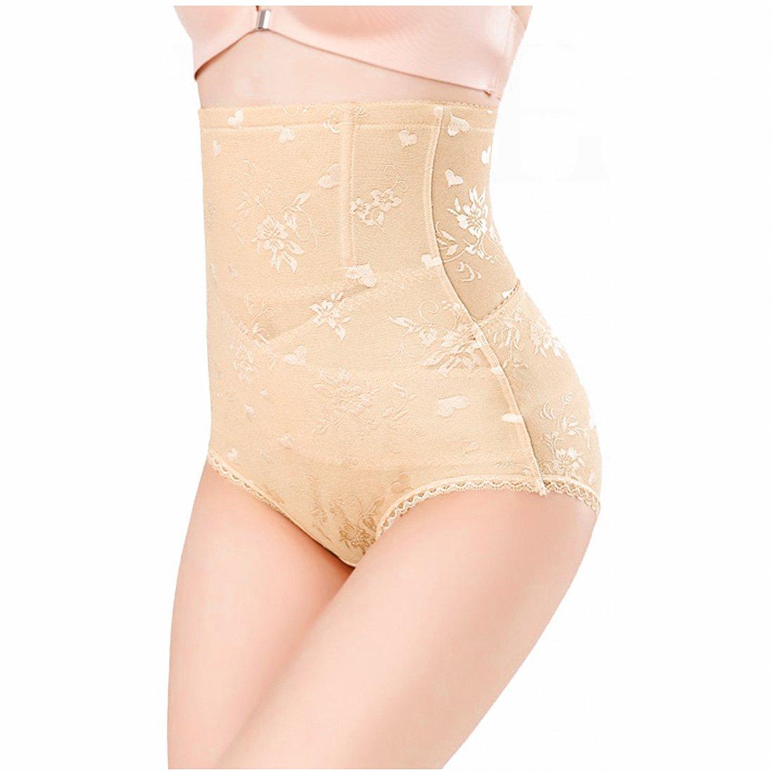 DreamLark Shapewear for Women,High Waist Smooth Breathable Girldles Seamless Body Shaper(New Version) (US Size XXL=Tag XXXL, Beige)