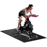 Abset Vloerbeschermingsmat, beschermmat voor fitnessapparaten, sportmat, onderlegmat, loopband, hometrainer, halterbank…