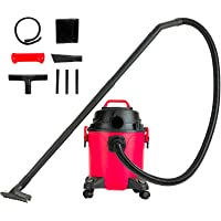 Wet and Dry 3-in-1 Dual-Purpose Vacuum Cleaner with Multi-Function High-Energy Filtration System, Suitable for Pet Hair…