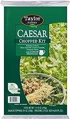 Taylor Farms Caesar Chopped Kit, 11.15 oz (us)