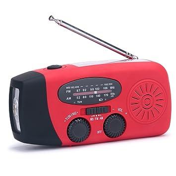 Amazon.com: (nueva versión) lanshanchu NOAA Weather Radio ...