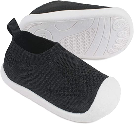 Baby Girl Boys Soft Soles Sneakers Slip