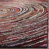 Safavieh Aruba Collection ARB500M Boho Abstract