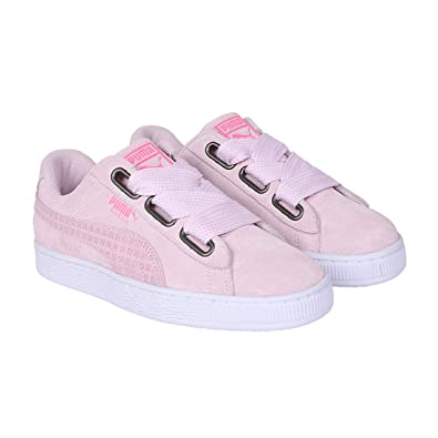 save off 6afc0 7a103 Puma Women's Suede Heart Street 2 Wn s Sneakers