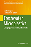 Freshwater Microplastics: Emerging Environmental Contaminants? (The Handbook of Environmental Chemistry 58)