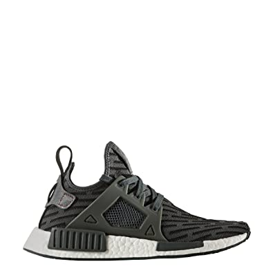 online store 7d7d7 12028 adidas Womens NMD XR1 (Womens 8.5, Utility Ivy/Utility Ivy/Core Red)