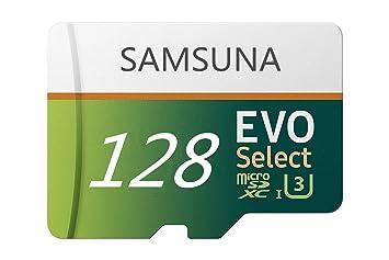 Amazon.com: SAMSUNA - Tarjeta de memoria Micro SD de 128 GB ...