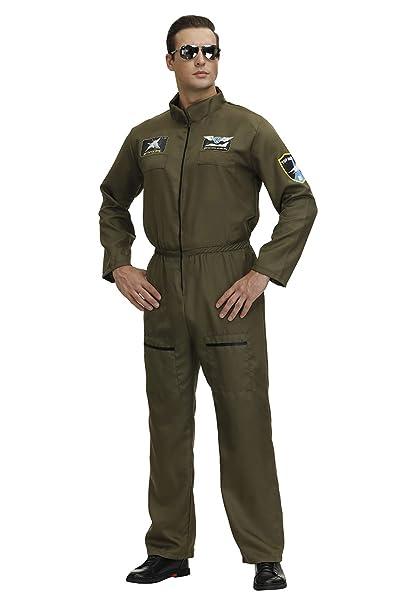 Amazon.com: Disfraz de astronauta para hombre y adulto ...