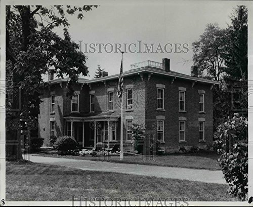 (Historic Images 1982 Press Photo A.S.M. Sunnimoon Farms, Amer. Soc of Metals - 8 x 10 in)
