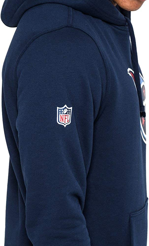 New Era Hoody - NFL Tennessee Titans Navy Navy