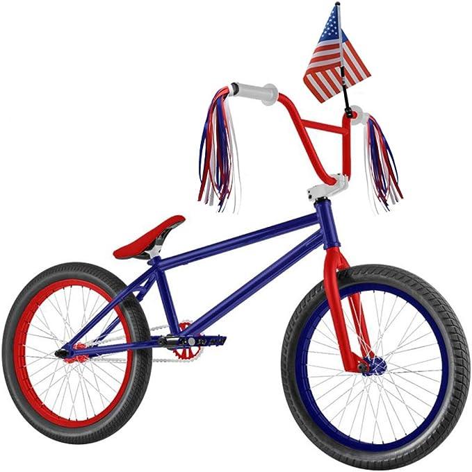 Cinta de tela para bicicleta con diseño de la bandera de Estados ...