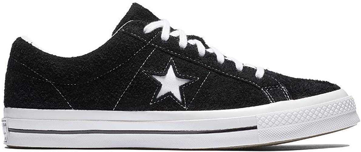 Black Converse One Star High Tops Chucks 3