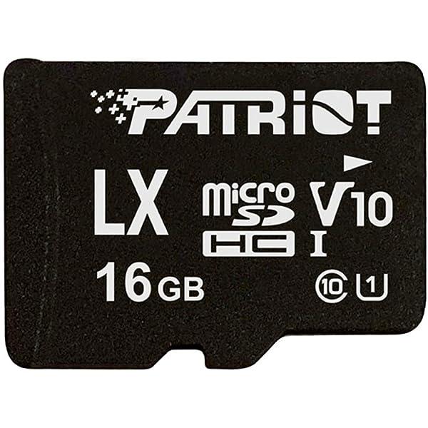 Amazon.com: Patriot Memory 128GB V10 Micro SD Card SDXC for ...