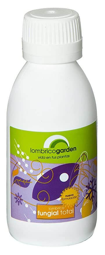 Lombrico Garden Fungial Total 120mL: Amazon.es: Jardín