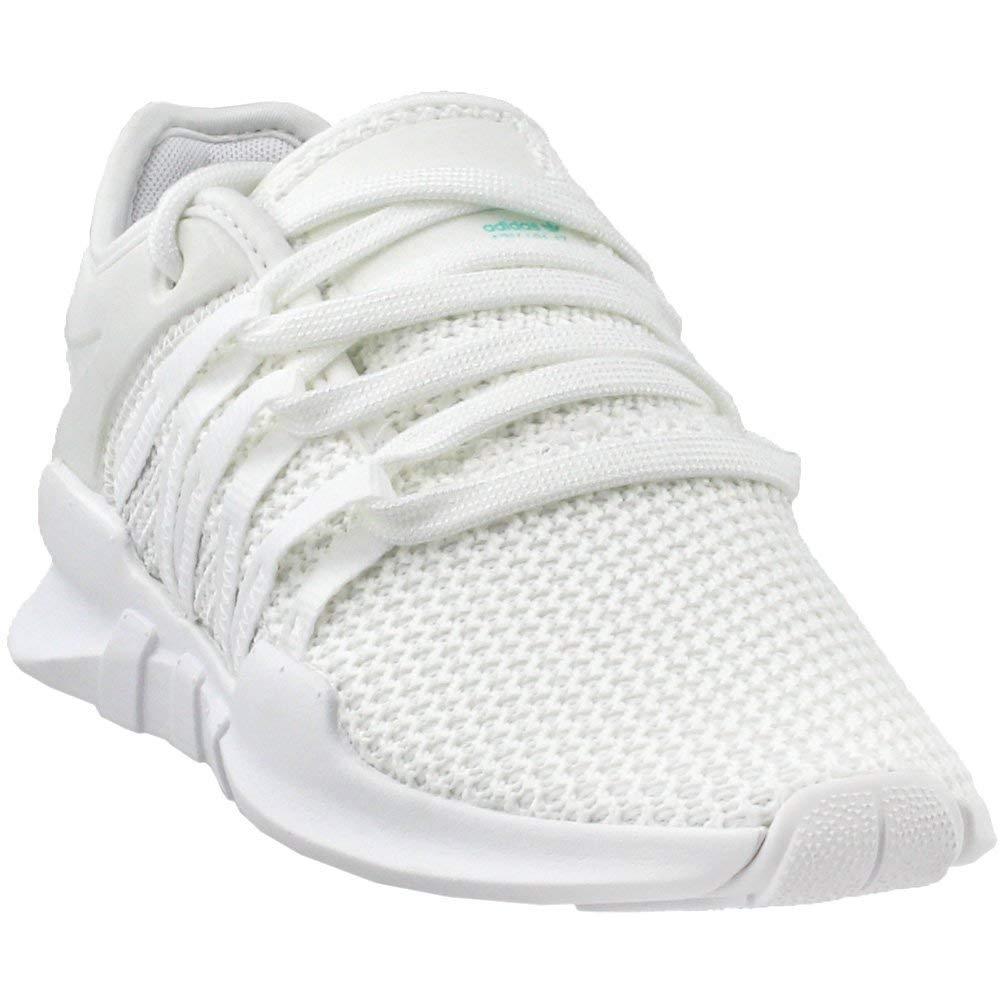 adidas Originals Women's EQT Racing ADV W Sneaker, WhiteGrey ONE, 7.5 Medium US