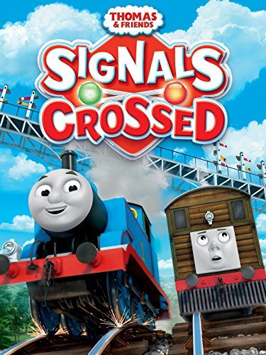 THOMAS & FRIENDS: SIGNALS CROSSED - Dig Handle