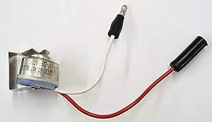 297216600 - Refrigerator Defrost Thermostat for Frigidaire