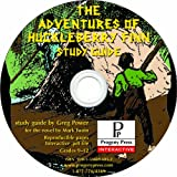img - for The Adventures of Huckleberry Finn Study Guide CD-ROM book / textbook / text book