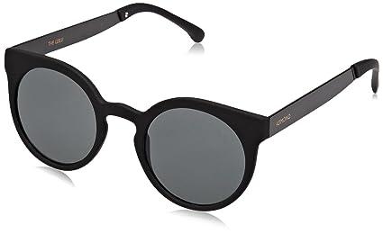Komono Damen Sonnenbrille Lulu - Metal Black