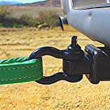 Oak Leaf Shackle Hitch Receiver Plus 3/4 Inch