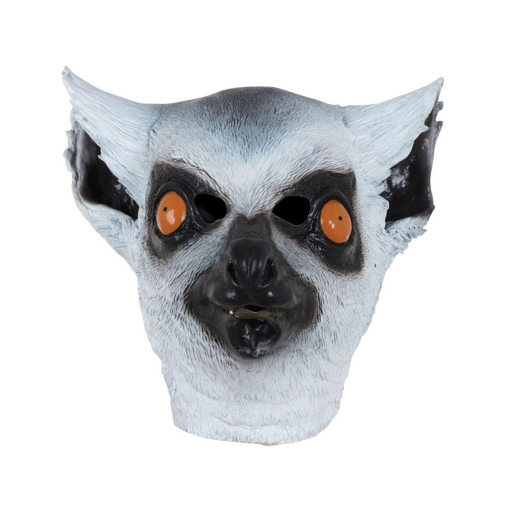 Bristol Novelty BM533 Lemur Mask, One Size