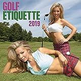 Golf Etiquette 2019 Wall Calendar