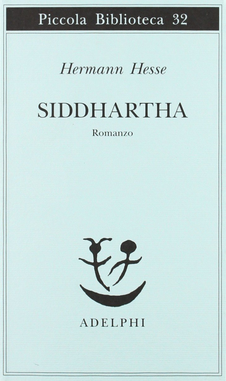 Copertina Libro Siddharta