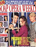 Ronn Moss, Hunter Tylo and Winsor Harmon (Bold and the Beautiful), Eileen Herlie and David Forsyth Interviews - June 24, 1997 Soap Opera Weekly Magazine