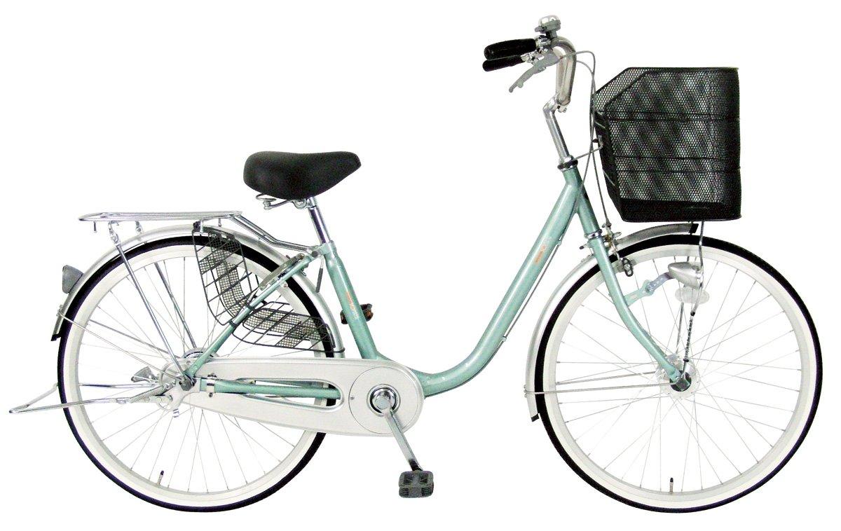 C.Dream(シードリーム) ソナタ SN43-H 24インチ自転車 シティサイクル ミント 3段変速 100%組立済み発送 B079HWBXVN