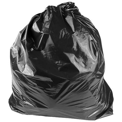 Bolsas de Basura de 240 litros, Color Negro, Extra ...